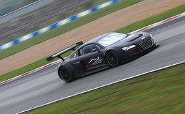 揭秘奥迪R8 LMS赛车改装 安全至上轻量化