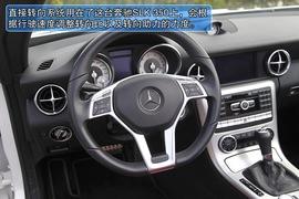 2012款奔驰全新SLK350评测实拍