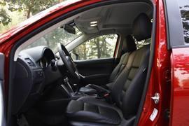 2013款马自达CX-5 2.0L四驱尊贵导航版评测实拍