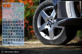 测试2012款奔驰ML 350 4MATIC 豪华型
