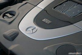 2008款奔驰S500