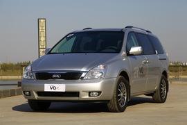 2013款进口起亚Grand VQ-R 2.2T试驾实拍