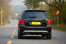 2013款北京奔驰GLK300 4MATIC豪华型试驾实拍
