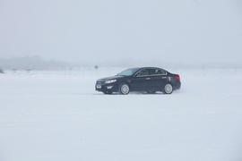 广汽传祺GA5 1.8T冰雪试驾
