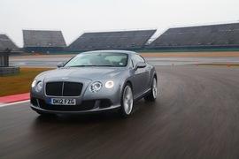 2013款宾利欧陆GT极速版试驾实拍