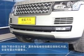 2013款路虎揽胜太原实拍