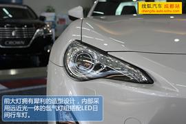 丰田GT86 2.0L自动图解