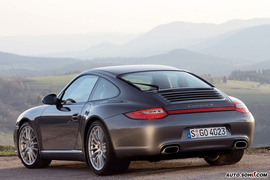 保时捷Carrera 4 Coupe
