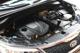 2013款起亚索兰托2.4GDI 7座汽油至尊UVO版试驾