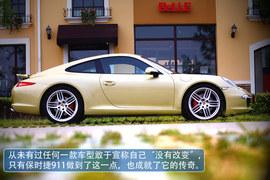 2012款保时捷911 Carrera S深度试驾实拍