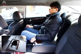 2013款雪铁龙C5 2.3L手自一体尊驭型到店实拍