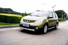 2013款东风日产新骊威劲锐版1.6L CVT试驾