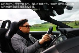 2013款捷豹F-TYPE试驾实拍