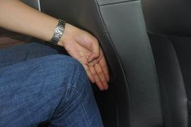 试驾2013款福特新嘉年华两厢1.5L自动劲动型