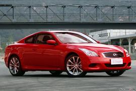 09款英菲尼迪G37 Coupe