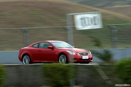 英菲尼迪G37 Coupe动态