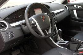 2008款荣威550 1.8T试驾