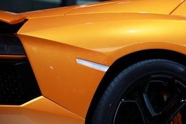 兰博基尼Aventador LP700-4 深港澳车展实拍