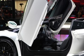 兰博基尼LP700-4 Roadster 深港澳车展实拍