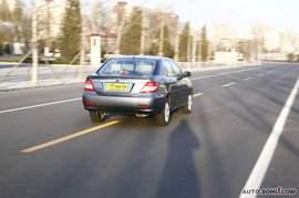 2009款比亚迪F3自动档