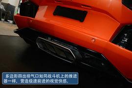 深圳-兰博基尼LP700-4实拍图解