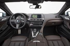 2013款宝马M6四门轿跑车