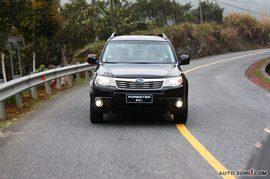 2010款斯巴鲁森林人2.5XS试驾