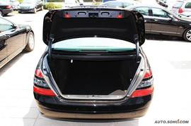 2009款奔驰S300实拍