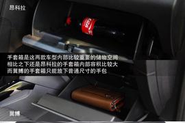 2013款别克昂科拉对比福特翼博1.5L
