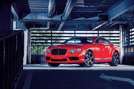 全新宾利欧陆GT V8动擎之旅