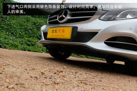 全新奔驰E260L运动轿车长沙到店实拍