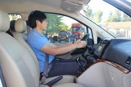 2013款广汽吉奥星朗1.5L手动试驾实拍