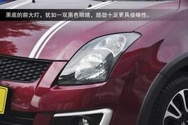 2013款铃木雨燕20周年限量版到店图解