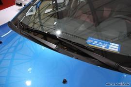 铃木天语SX4两厢09上海车展实拍