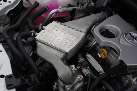 2017款丰田雷凌1.2T V CVT豪华版