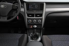 2016款奔腾B30 1.6L 手动豪华型