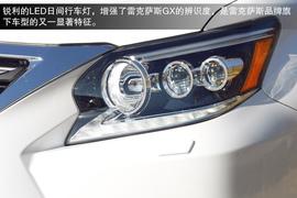 2014款雷克萨斯GX400试驾