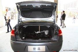 2009款东风雪铁龙世嘉三厢