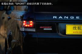 2014款揽胜运动版5.0 V8 Dynamic深度试驾