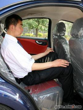 2009款江淮同悦RS