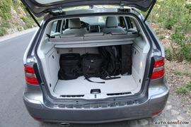 2009款奔驰B200时尚型试驾