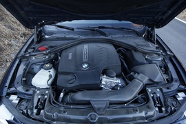 2014款宝马435i Coupe豪华版深度试驾