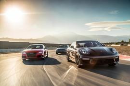 多少马力才满足你 三款顶级运动型轿车对比