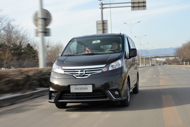 2014款郑州日产NV200CVT尊贵型 外出试驾活动