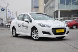 2013款标致308 1.6L自动风尚型