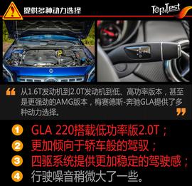 年轻既是资本 试梅赛德斯-奔驰GLA 220 4MATIC