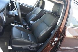 2017款丰田雷凌 改款 185T CVT领先版