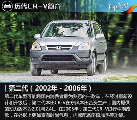 恰到好处的提升 测试东风本田CR-V 240TURBO 四驱