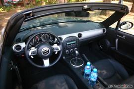 2009款马自达MX-5试驾