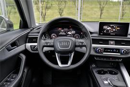 2017款奥迪A4 allroad 45 TFSI quattro 时尚型